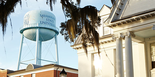 Savannah State S Administration