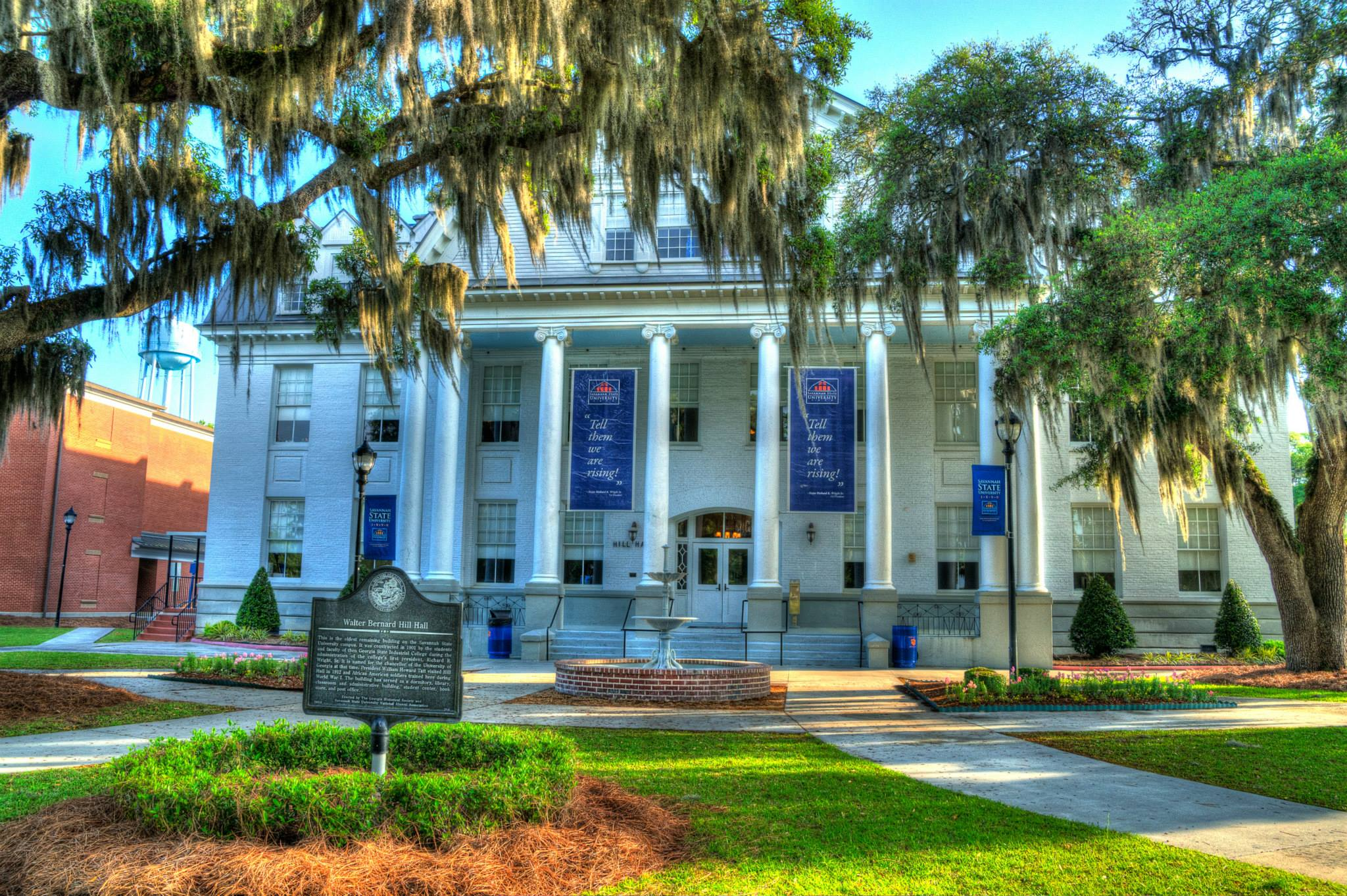 Savannah State University on